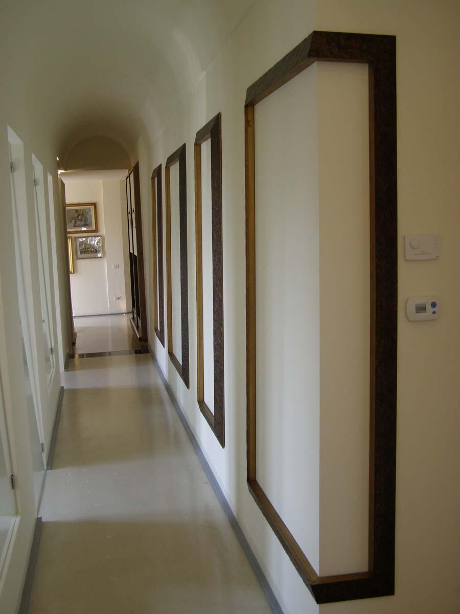 Arredamenti riva appartamento in citt 2 for Bossi arredamenti saronno